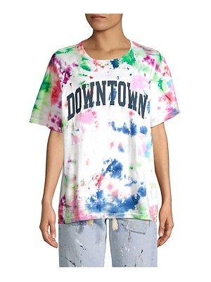 Riley downtown hippie tie dyed t-shirt