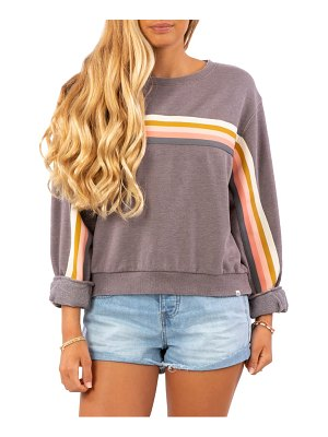 Rip Curl come back crew sweatshirt