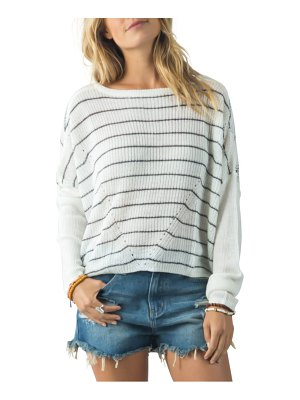 Rip Curl sandy shores stripe sweater