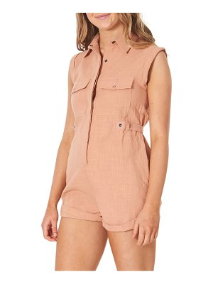 Rip Curl search sleeveless romper