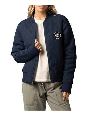 Rip Curl the endeavor reversible bomber jacket