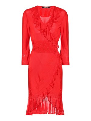 Roberto Cavalli knitted dress