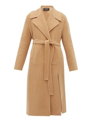Rochas pachino wool coat