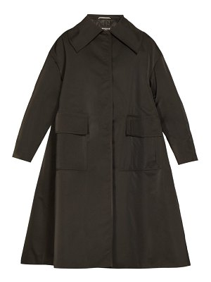 Rochas pesaro patch pocket radzmir coat