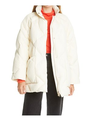 Rodebjer agita quilted coat