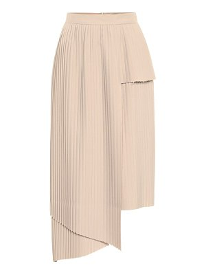 Rokh pleated skirt
