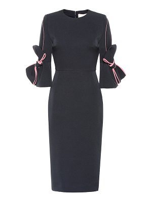 Roksanda lavete crêpe midi dress