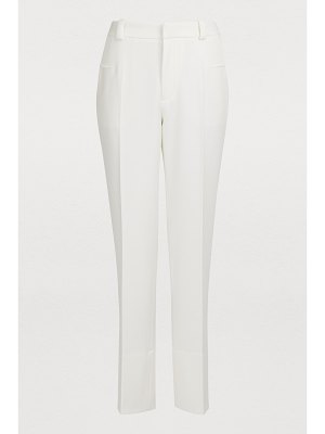Roland Mouret Straight trousers