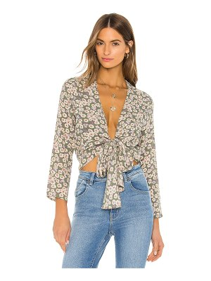 Rolla's delilah daisies blouse