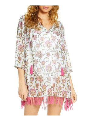 Roller Rabbit serafina cover-up tunic dress