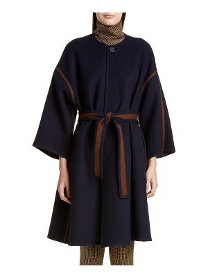 Rosetta Getty reversible belted wool coat