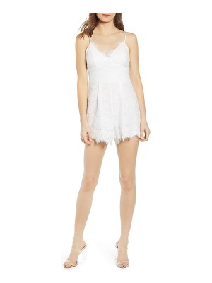 ROW A lace romper