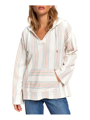 Roxy call of the ocean hooded pullover