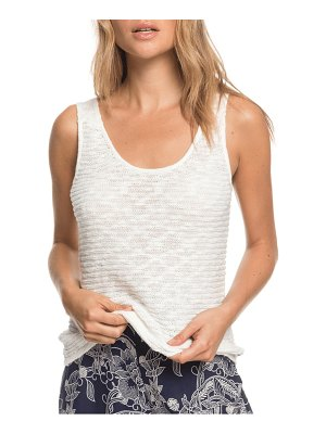 Roxy mystic dance sweater tank