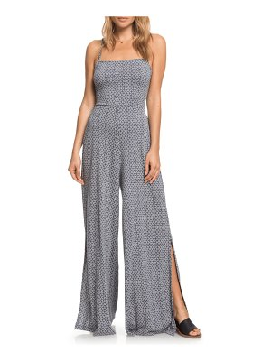 Roxy one last time sleeveless wide leg jumpsuit