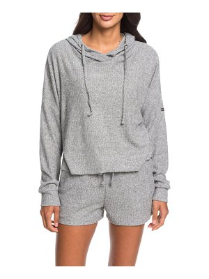 Roxy way back when hooded sweatshirt