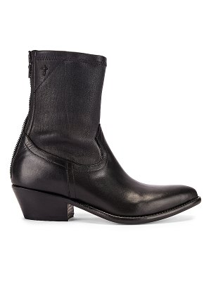RtA leather boot