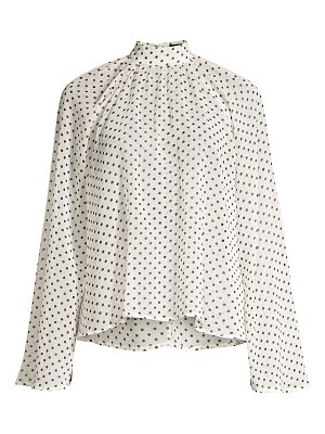 RtA tennessee polka dot blouse