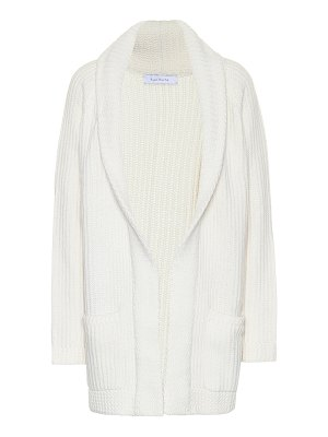 Ryan Roche wool and cashmere cardigan