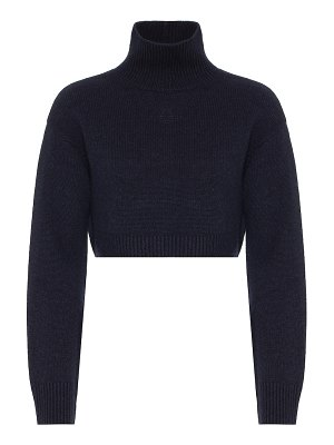 S MAX MARA enza wool and cashmere sweater