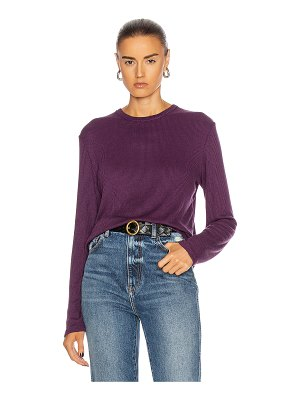 Sablyn ryder long sleeve top