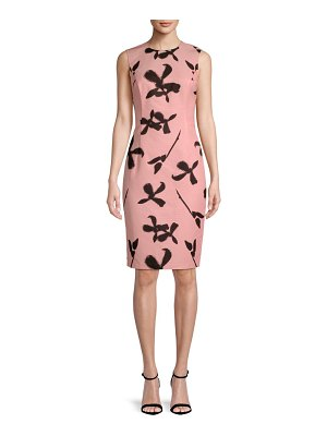 Sachin & Babi Anna Floral Sheath Dress