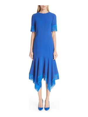 Sachin & Babi valler fringe trim dress