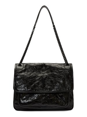 Saint Laurent black large niki bag