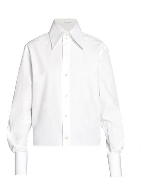 Saint Laurent crepe de chine blouse