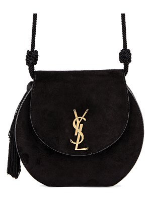 Saint Laurent demi lune minaudiere bag