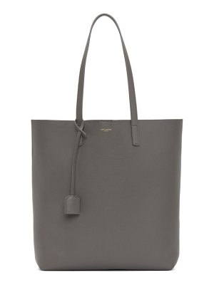 Saint Laurent grey toy north/south shopping tote