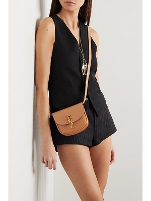 Saint Laurent kaia mini leather shoulder bag