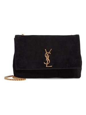 Saint Laurent kate reversible leather shoulder bag