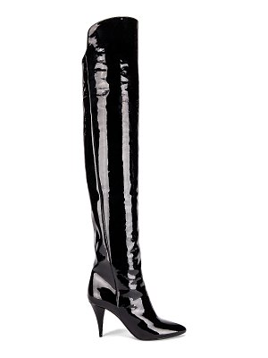 Saint Laurent kiki over the knee boots