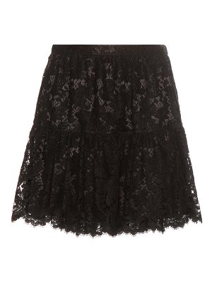 Saint Laurent Lace skirt