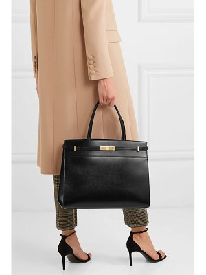 Saint Laurent manhattan medium leather tote