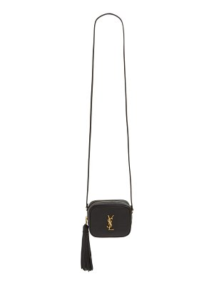 Saint Laurent 'monogram mini blogger' crossbody bag
