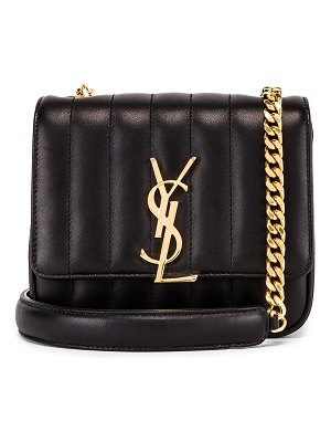 Saint Laurent Monogramme Vicky Shoulder Bag