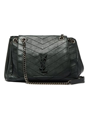 Saint Laurent nolita quilted leather bag