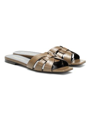 Saint Laurent Nu Pieds 05 leather sandals