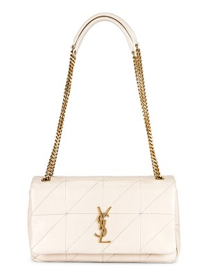 Saint Laurent Small Jamie Chain Patchwork Bag