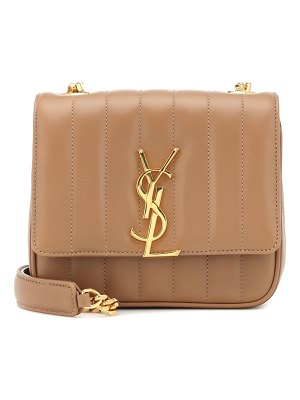 Saint Laurent Small Vicky leather crossbody bag