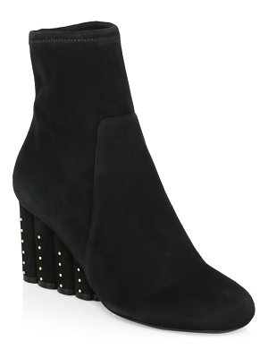 Salvatore Ferragamo gallio suede wedge ankle boots