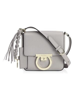 Salvatore Ferragamo lock shoulder bag