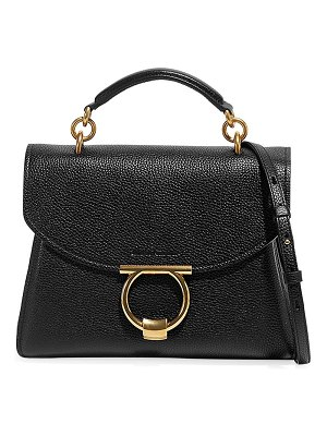 Salvatore Ferragamo margot leather crossbody bag