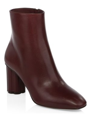 Salvatore Ferragamo molfetta leather ankle boots