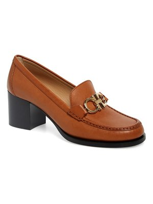 Salvatore Ferragamo rolo bit loafer