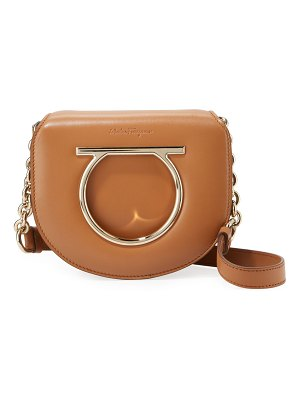 Salvatore Ferragamo Small Gancio Crossbody Bag