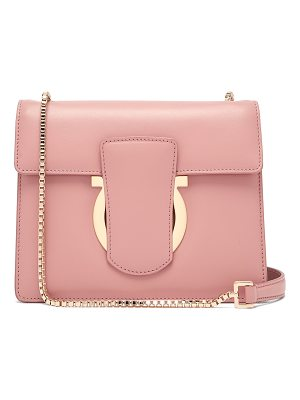 Salvatore Ferragamo Thalia Leather Cross Body Bag