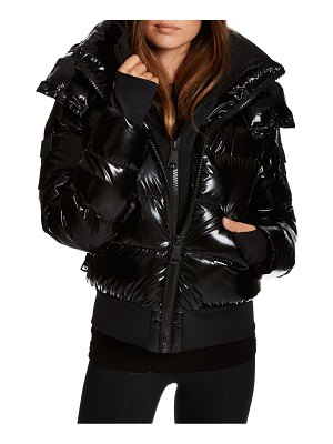 SAM. bungalow double-front puffer down jacket